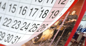 Kalendarz wydarzeń TMZR