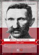 Karta okolicznościowa upamiętniająca Michała Drzymałę