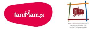 Fani Mani i TMZR logo