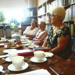 Uczestnicy majowego spotkania Dyskusyjnego Klubu Książki