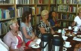 Majowe spotkanie Dyskusyjnego Klubu Książki