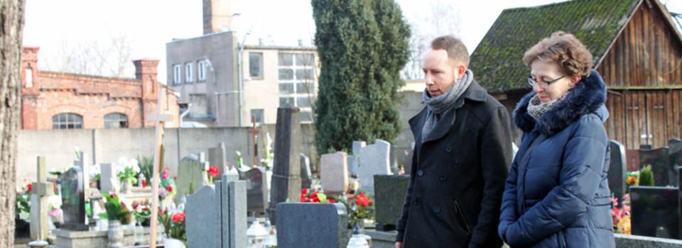 Dariusz Wajs i Janina Lenart